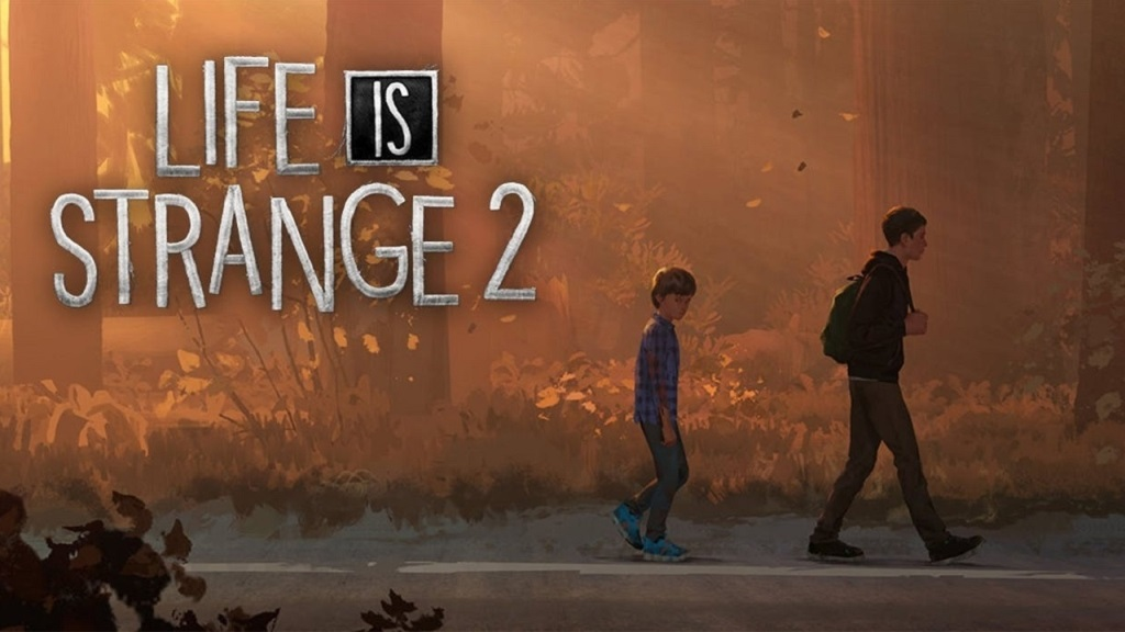 Life is Strange 2; screenshot: cover