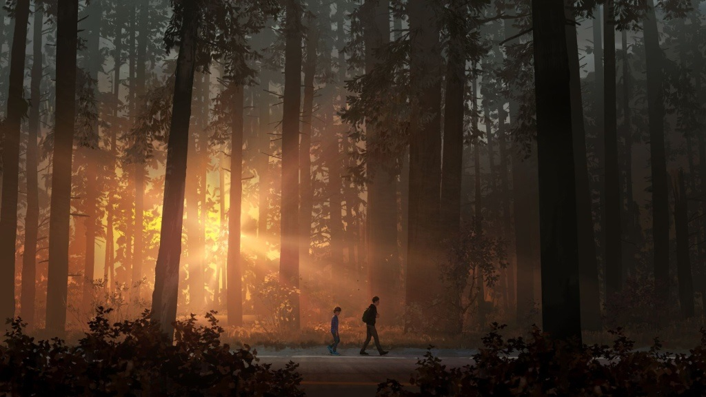 Life is Strange 2; screenshot: les