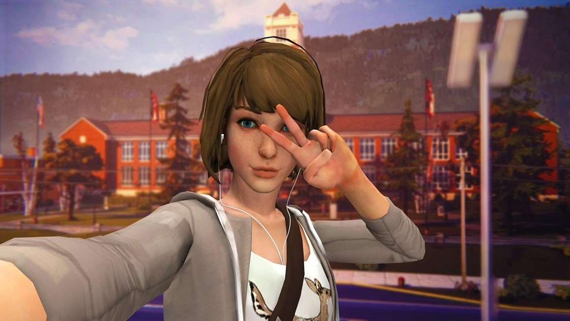 Life is Strange; Arcadia Bay academy