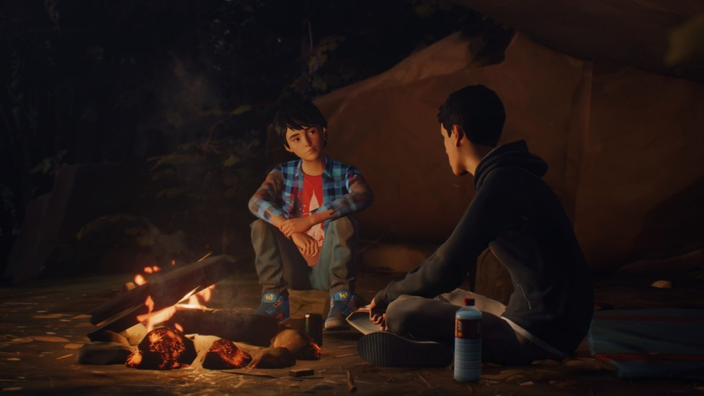 Life is Strange 2; screenshot: protagonisti