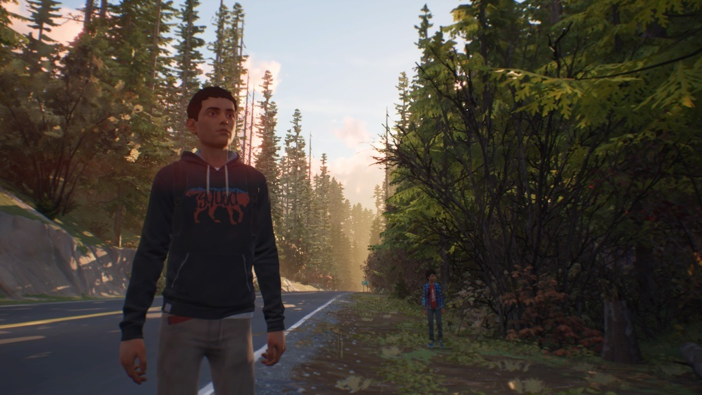 Life is Strange 2; gameplay: cesty
