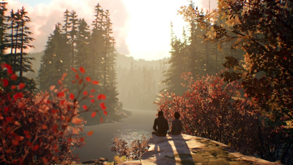 Life is Strange 2; screenshot: výhľad