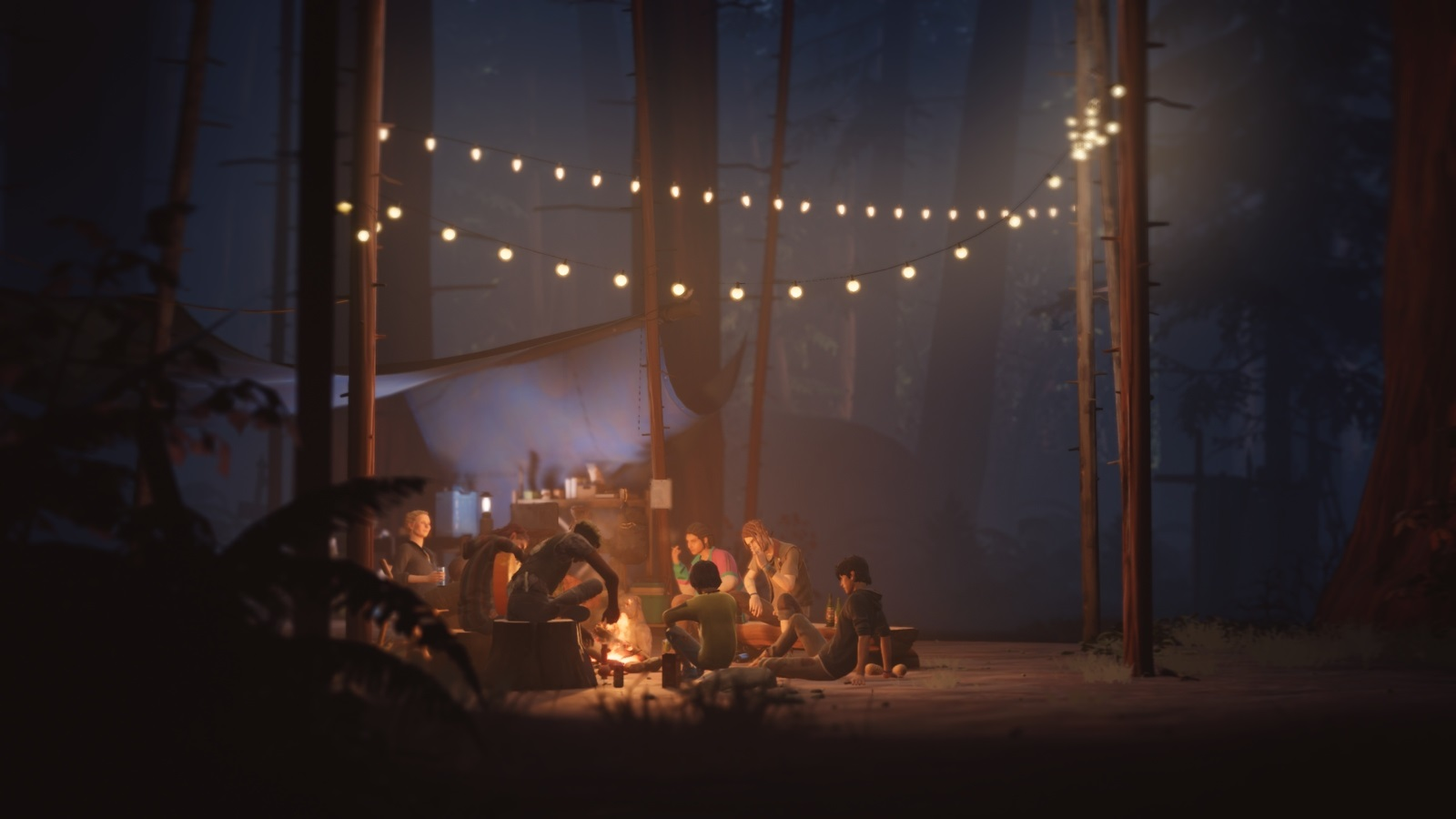Life is Strange 2: Wastelands; gameplay: pohoda