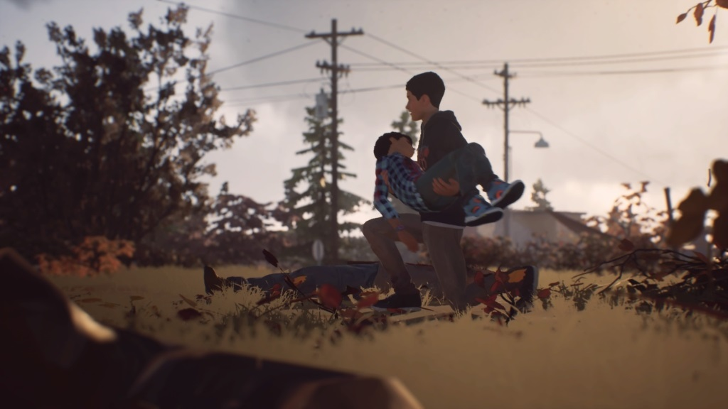 Life is Strange 2; gameplay: zmätok