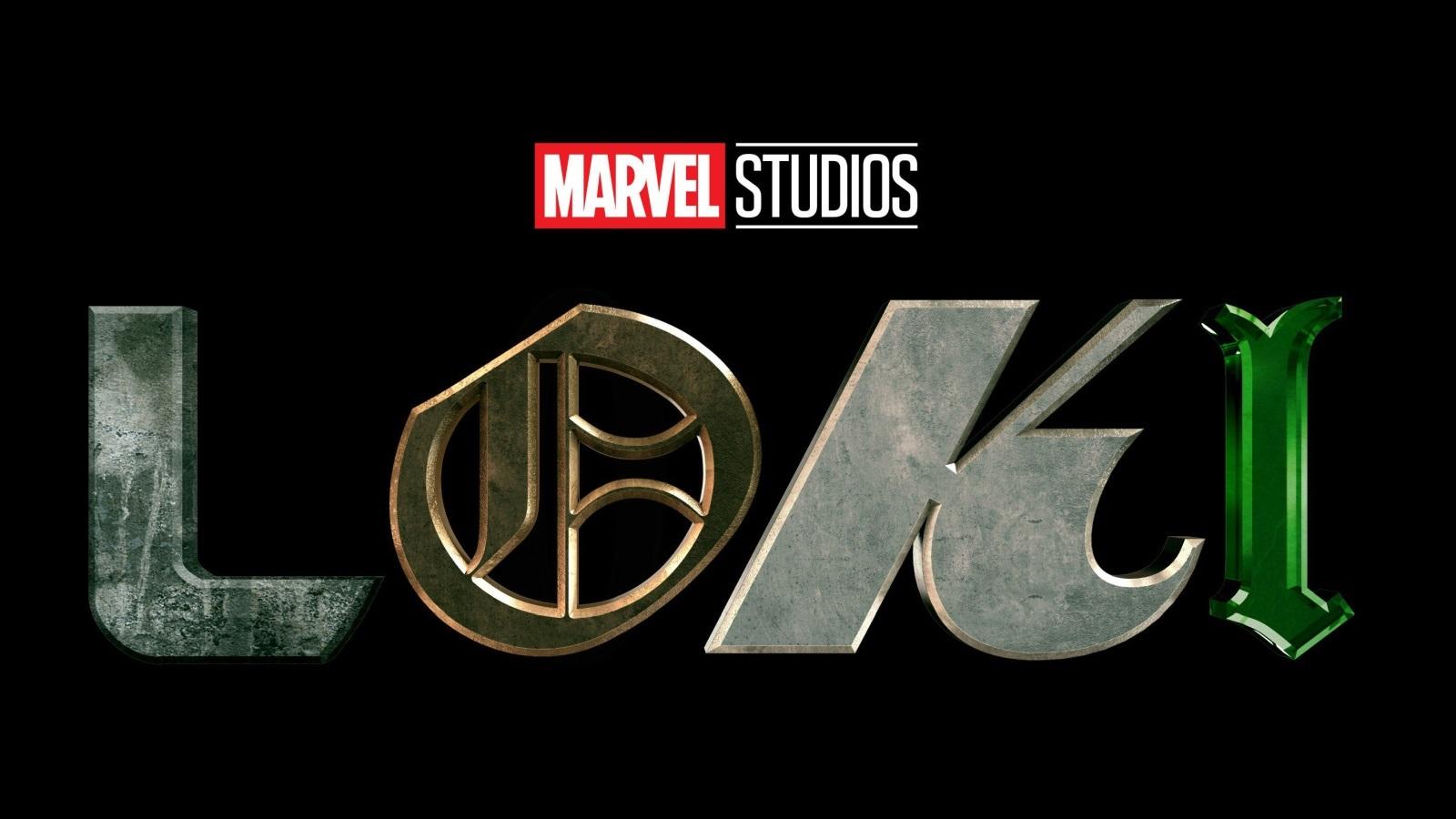 Loki; screenshot: logo