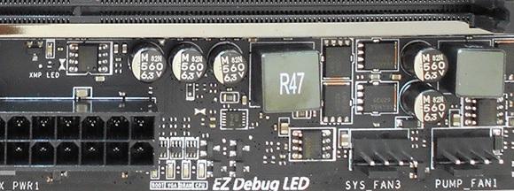 MSI debug led, MSI X470 Gaming Pro Carbon