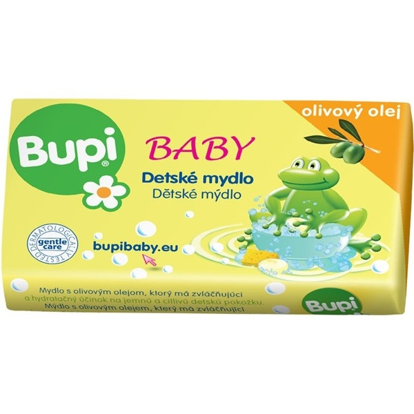 Mydlo Bubi Baby