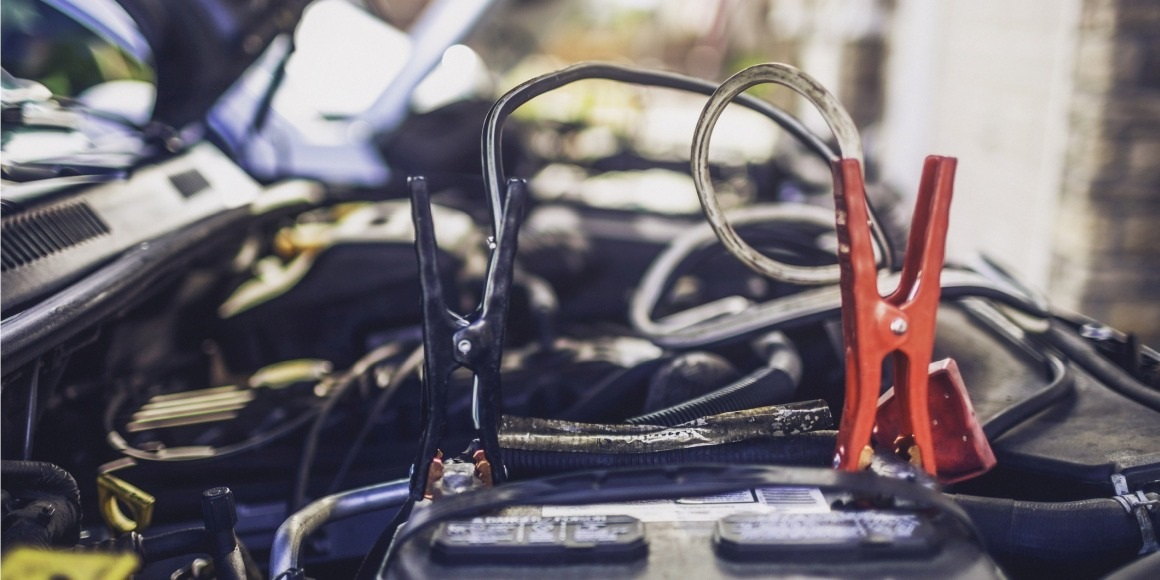 Nabíjanie autobatérie