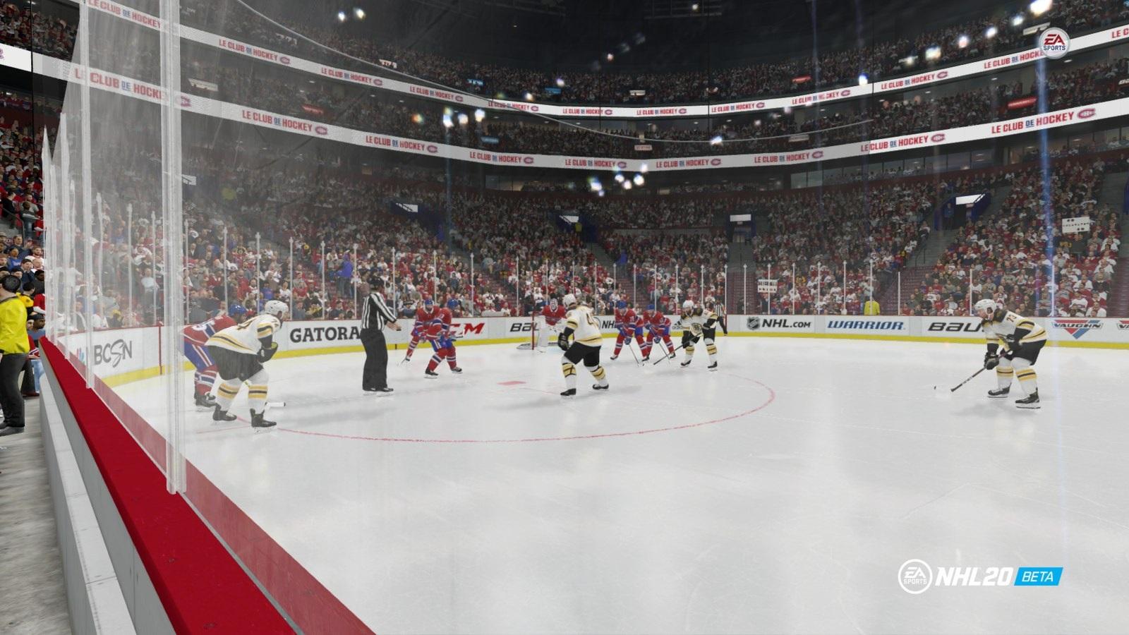 NHL 20; gameplay: atmosféra