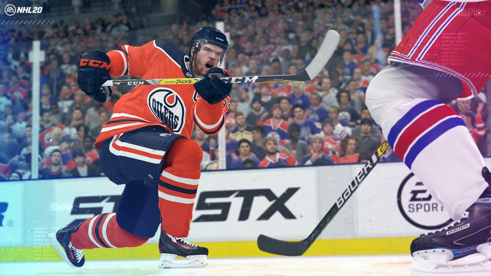 NHL 20; wallpaper: beta, cover