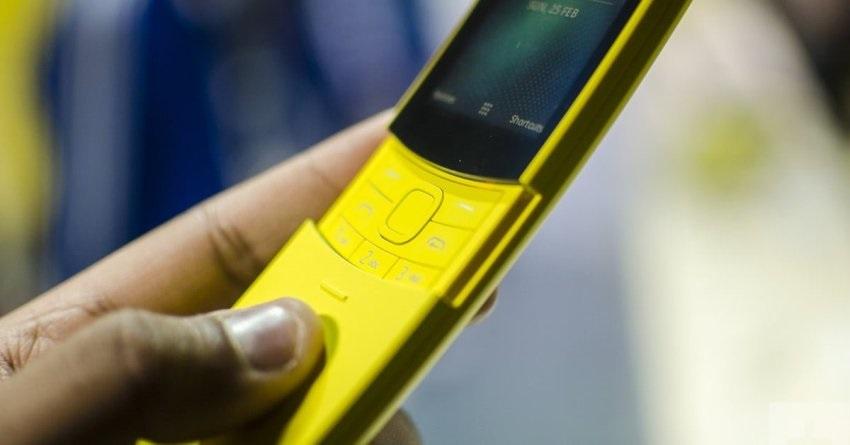 9e153dcd3268 Nokia 8110 (RECENZIA) – moderné poňatie tlačidlového mobilu