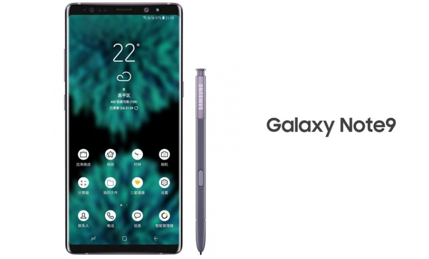 Potenciálny Samsung Galaxy Note 9