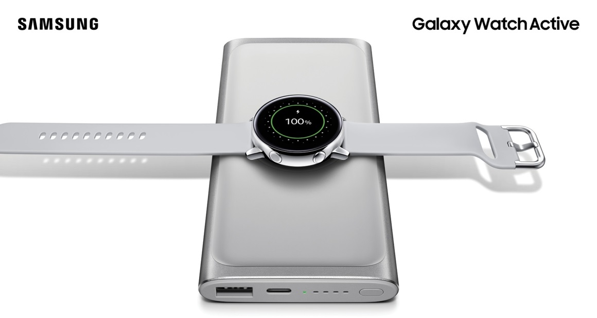 Nové Samsung Galaxy Watch Active