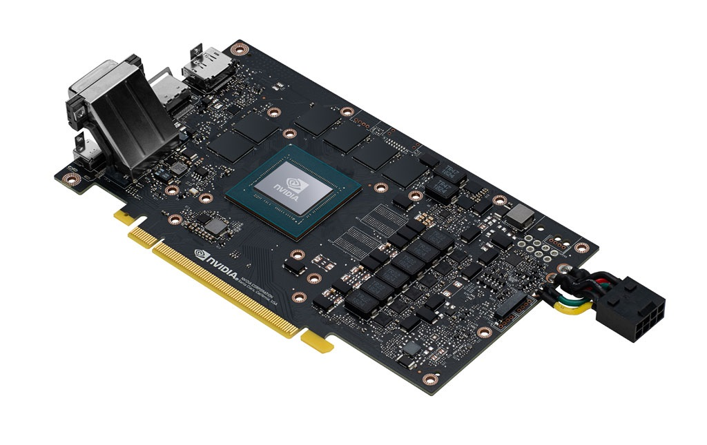 NVIDIA RTX 2060 Founders Edition PCB
