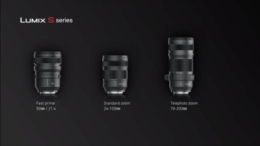 Panasonic Lumix Objektívy S