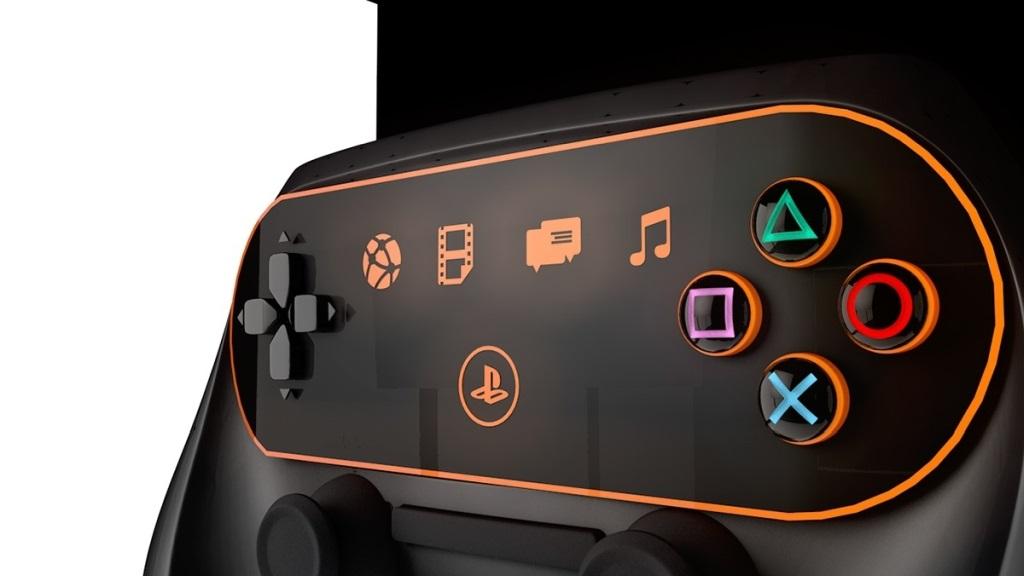 PlayStation 5; ovládač