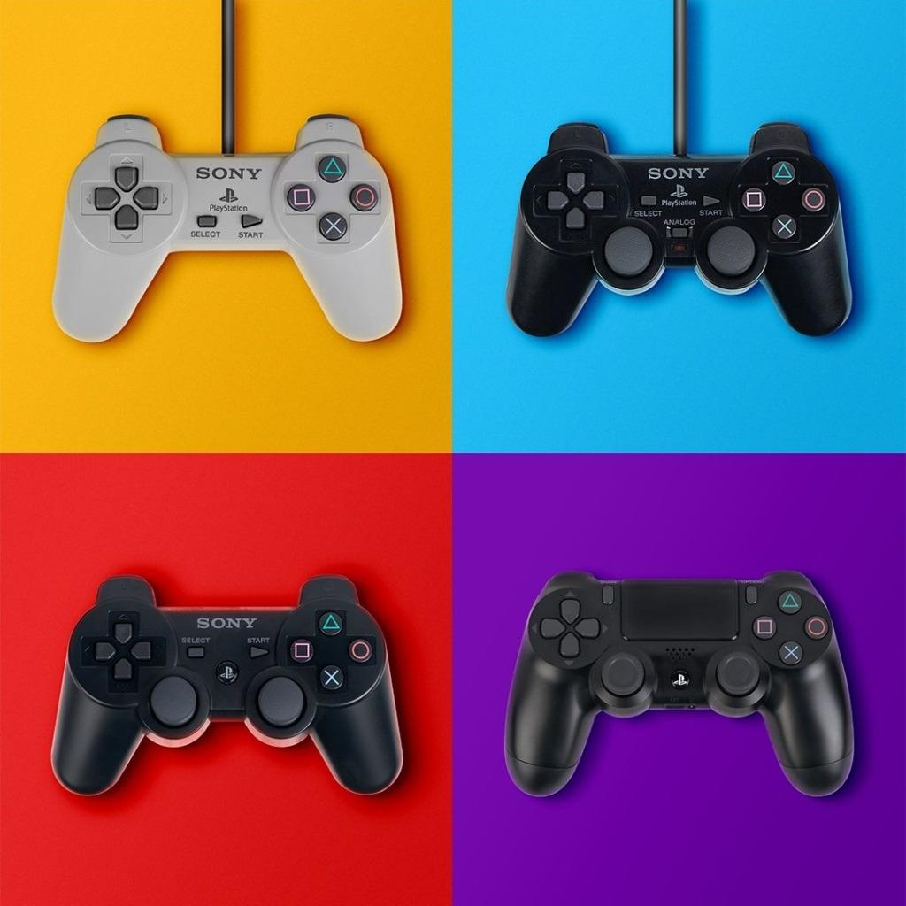 PlayStation 5; screenshot: ovládače ecolúcia