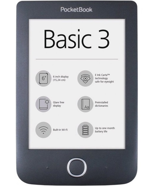 Pocketbook 3 Basic