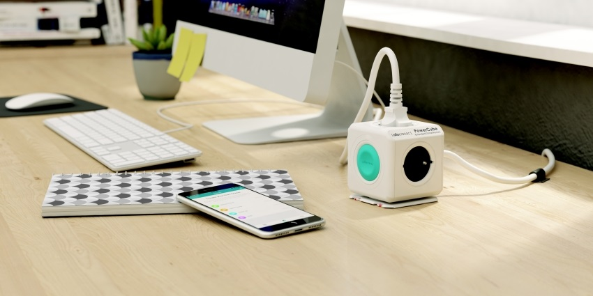 PowerCube, inteligentná zásuvka