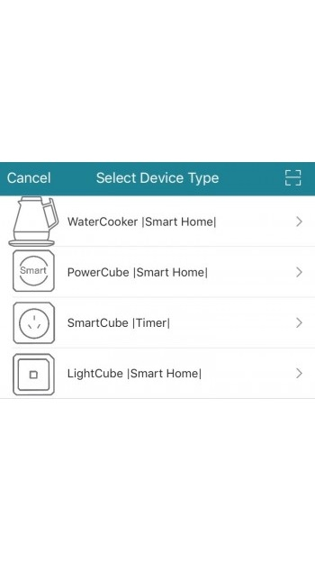 Aplikácia PowerCube