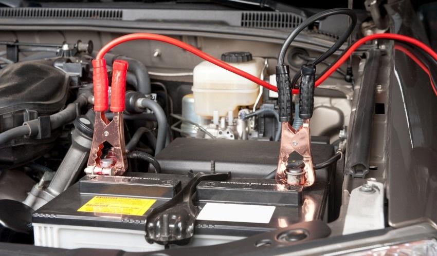 Príprava auta na zimu – batéria