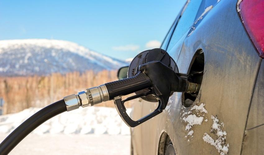 Príprava auta na zimu – tankovanie