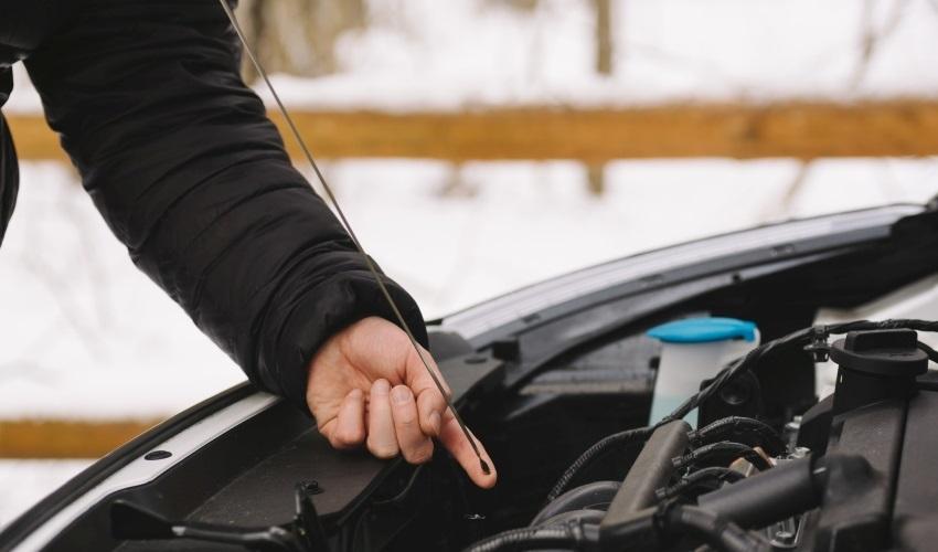 Príprava auta na zimu – olej