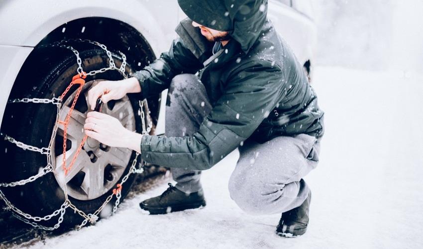 Príprava auta na zimu – reťaze