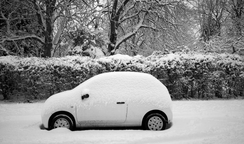 Príprava auta na zimu – námraza