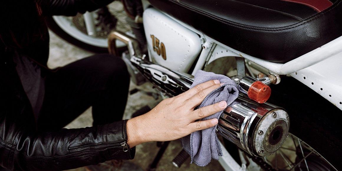 Ako pripraviť motorku na zimu