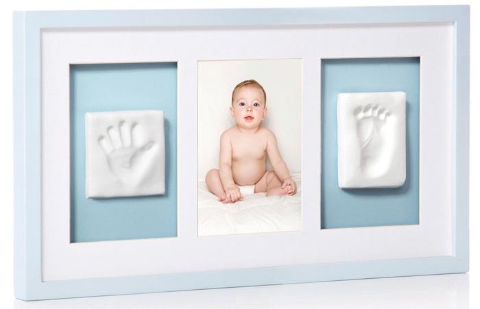 Darček pre novorodenca fotorámček