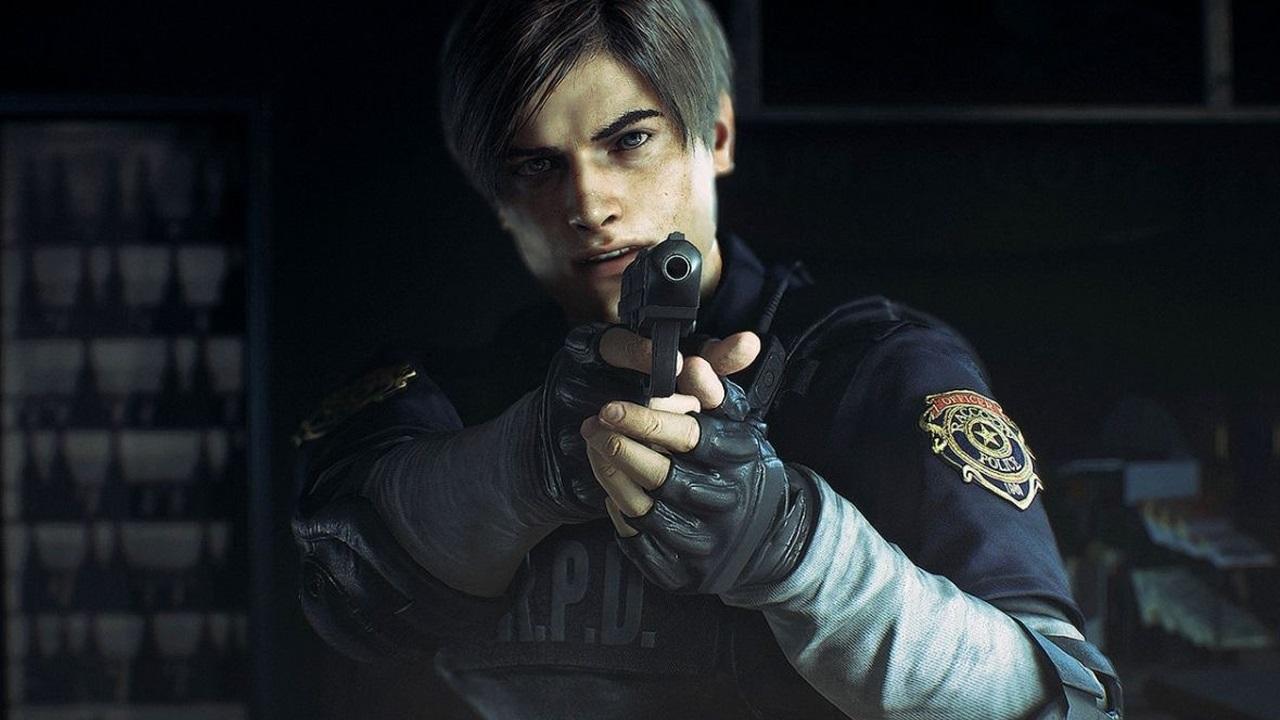 Resident Evil 2 Remake; wallpaper: Leon