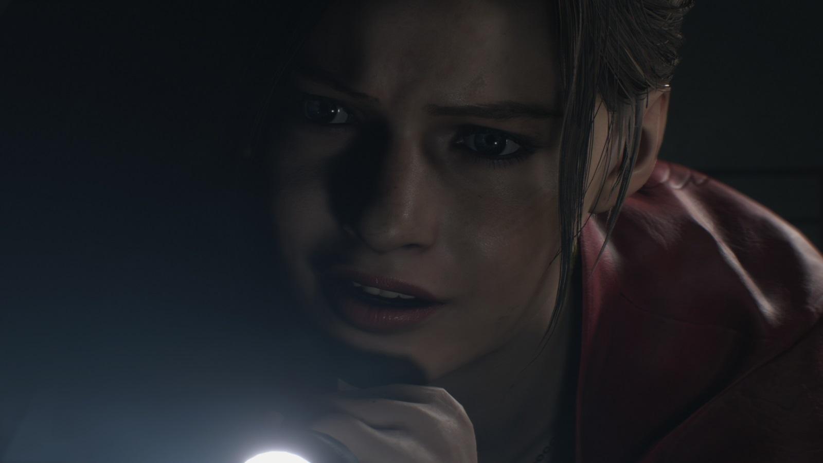 Resident Evil 2; gameplay: detail