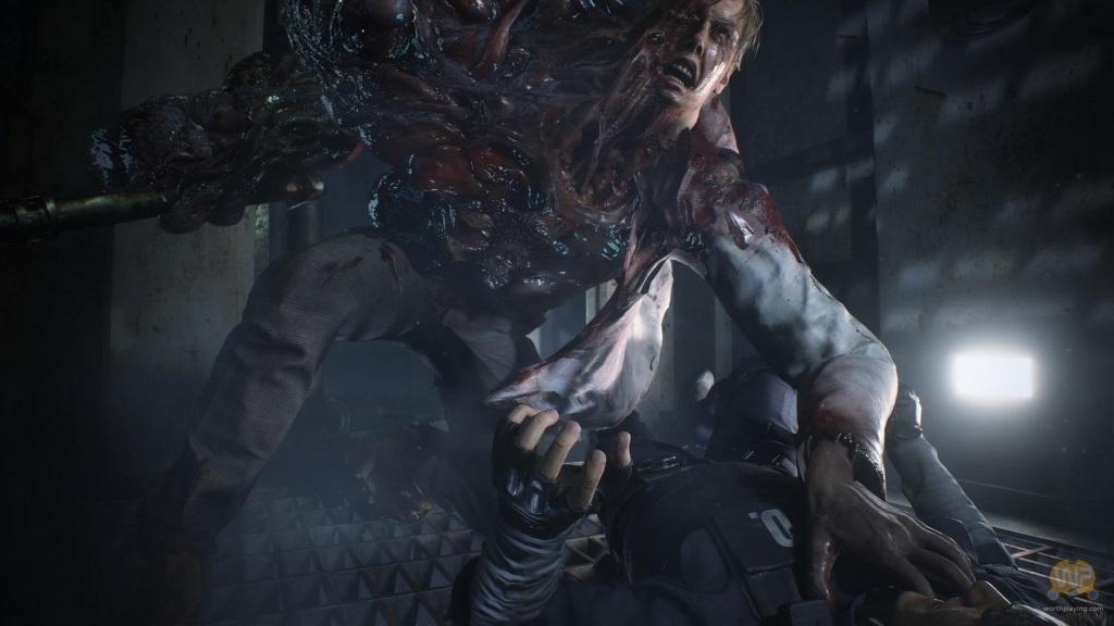Resident Evil 2; screenshot: G