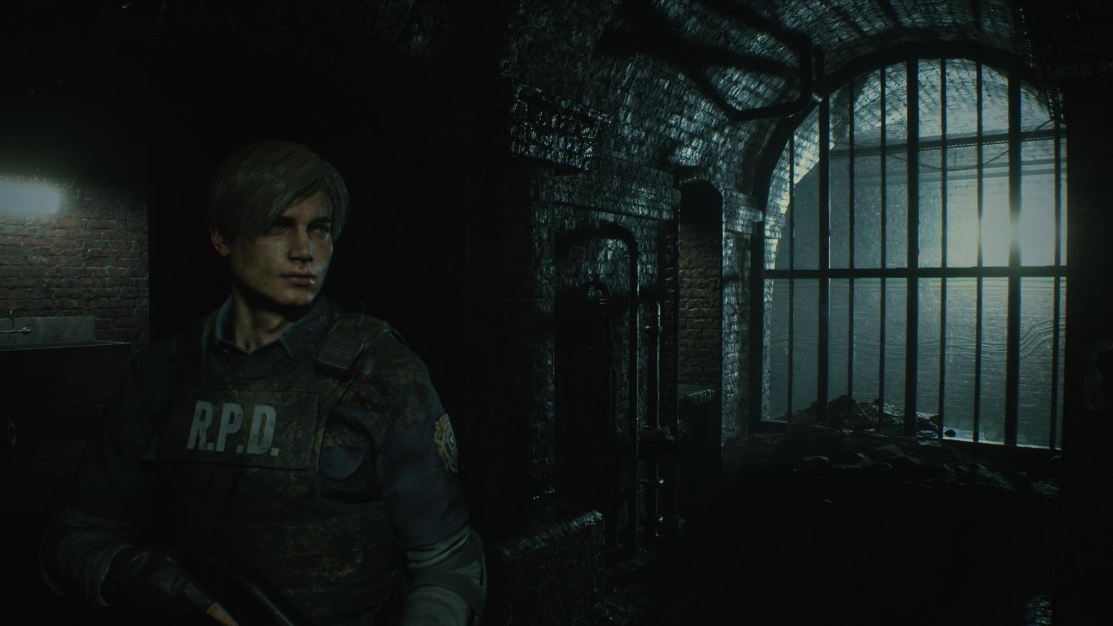Resident Evil 2; gameplay: kanály