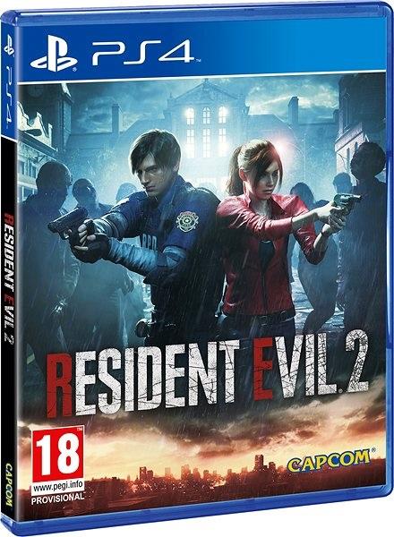 Resident Evil 2; recenze