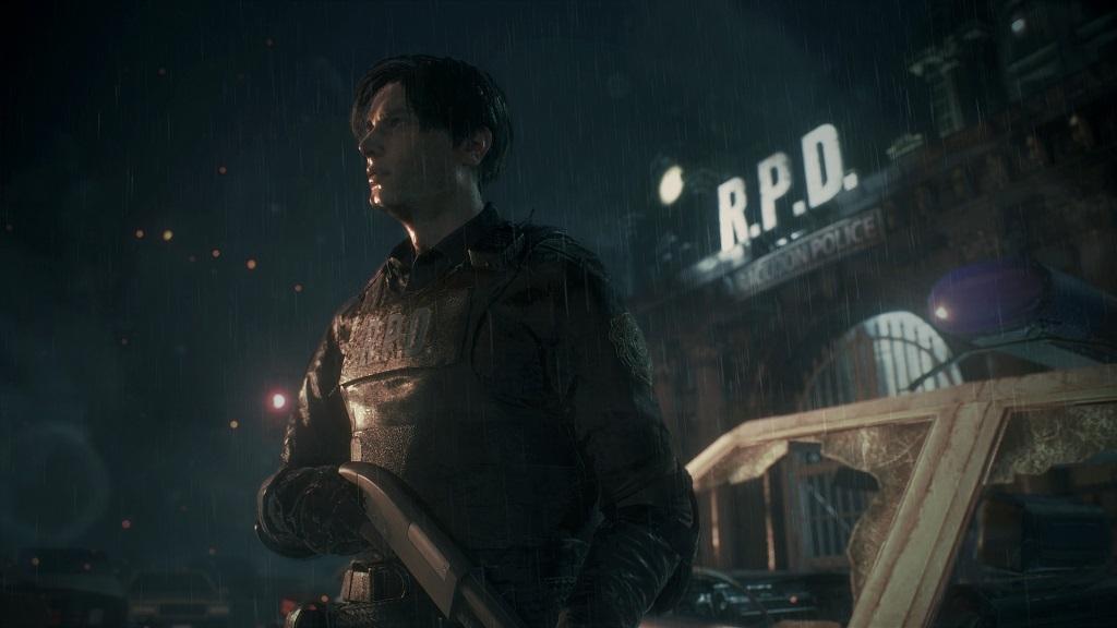 Resident Evil 2; screenshot: stanica