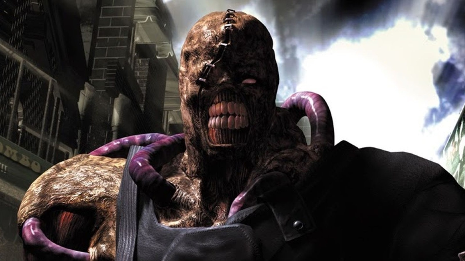 Resident Evil 3: Nemesis; screenshot: Nemesis