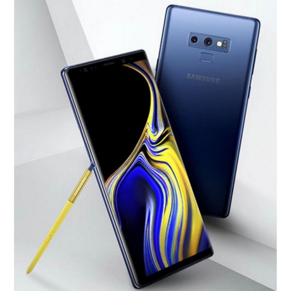 Samsung Galaxy Note9, modrý