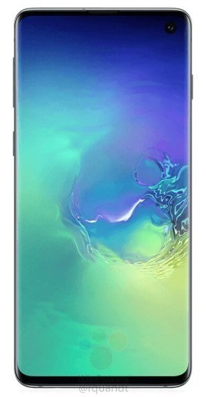 Samsung Galaxy S10, koncept