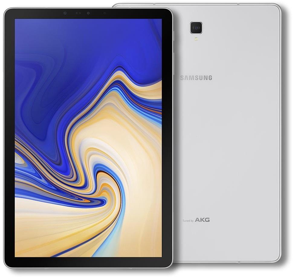 Samsung Galaxy Tab S4, sivý