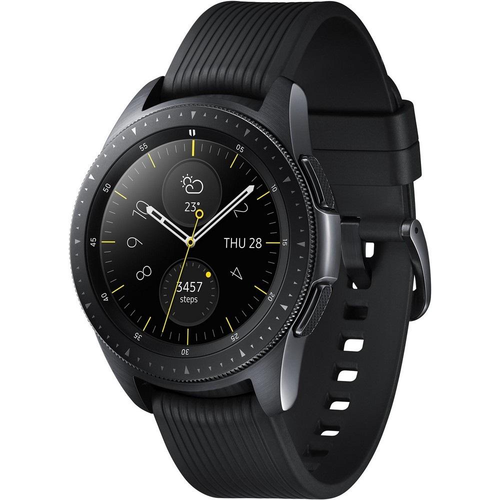 Samsung Galaxy Watch, čierne