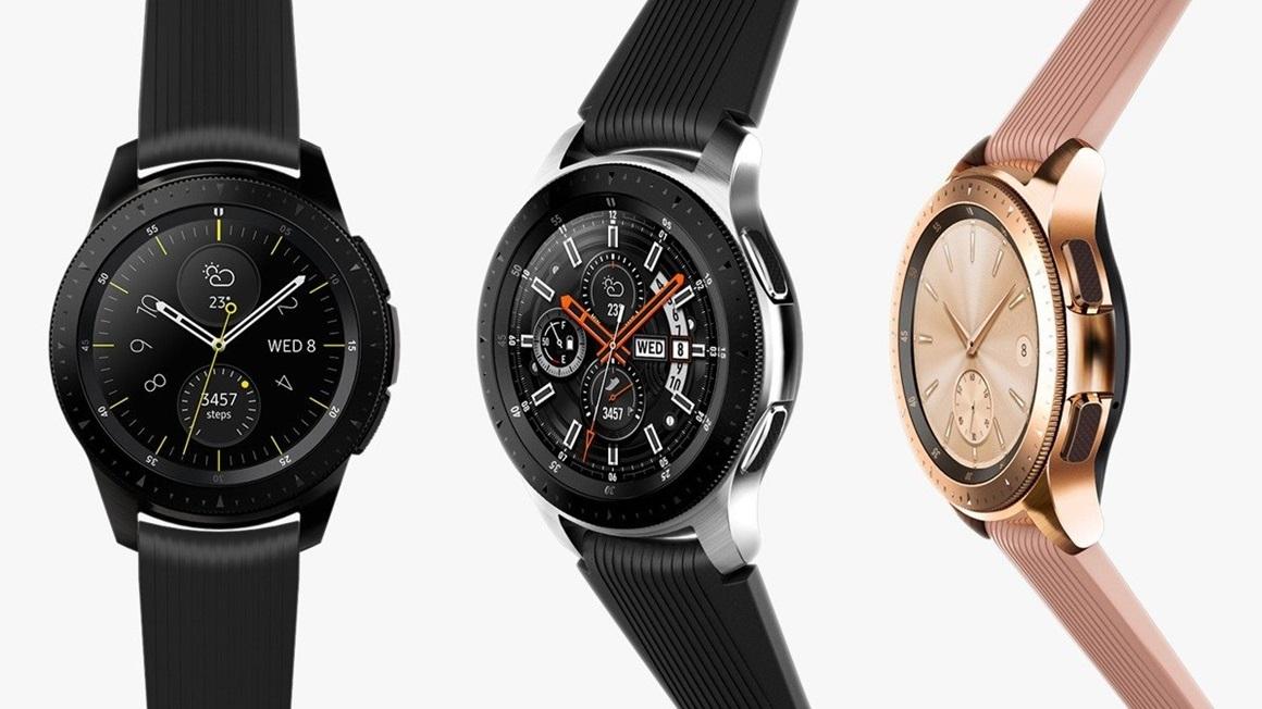 48111a22f5 Samsung Galaxy Watch  Štýlové hodinky na každú príležitosť