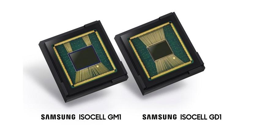 Nové fotočipy Samsung
