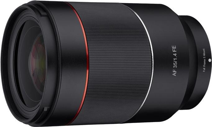 Samyang 35 mm f/1.4