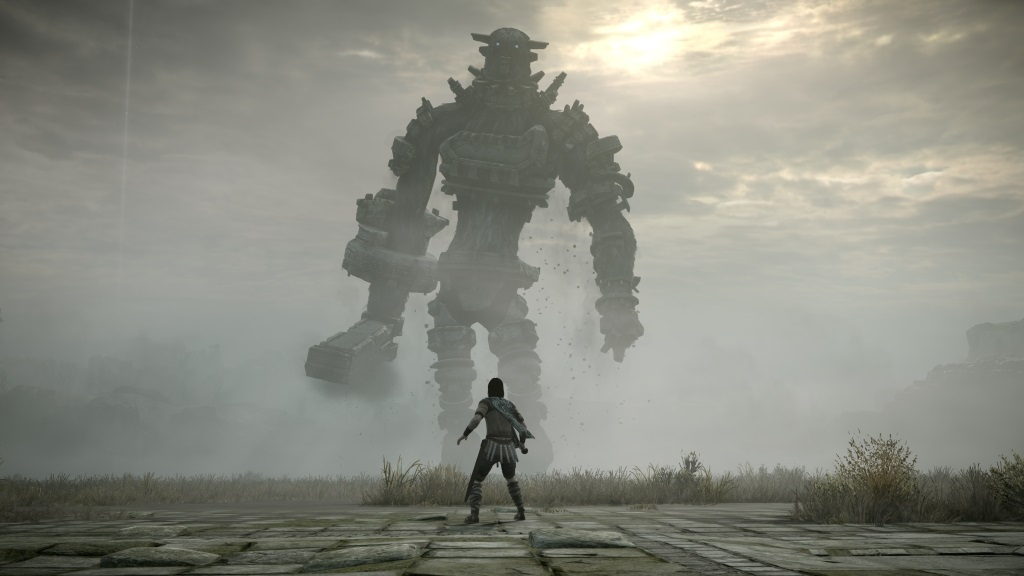 PlayStation 5; Shadow of the Colossus