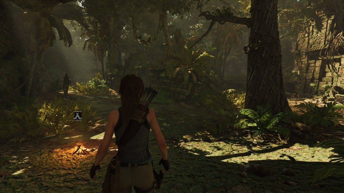 Shadow of the Tomb Raider – API