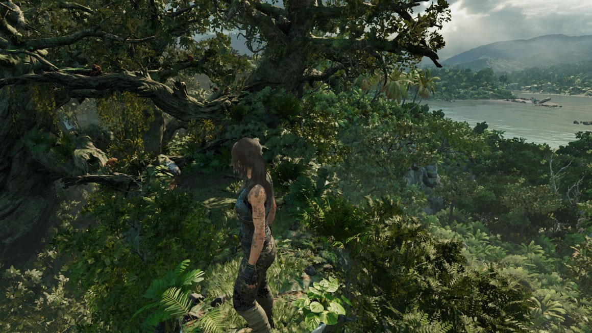 Shadow of the Tomb Raider – Level of Detail