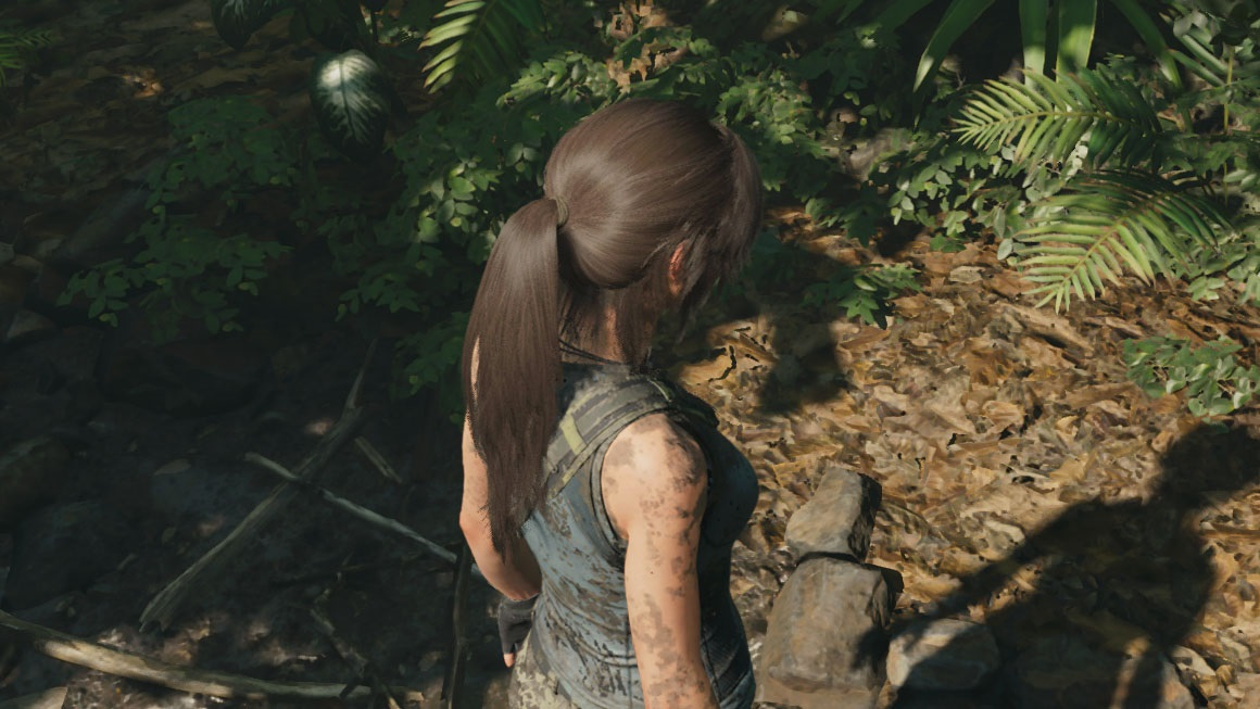 Shadow of the Tomb Raider – Pure Hair