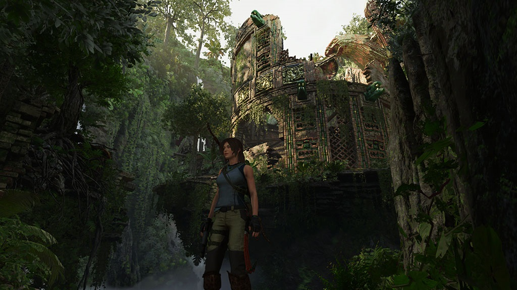Shadow of the Tomb Raider, screenshot 2